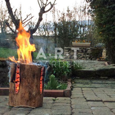 la torche suédoise chez art garden