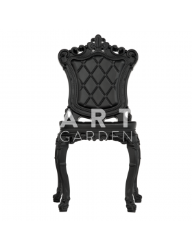 Chaise Princess of Love Slide black