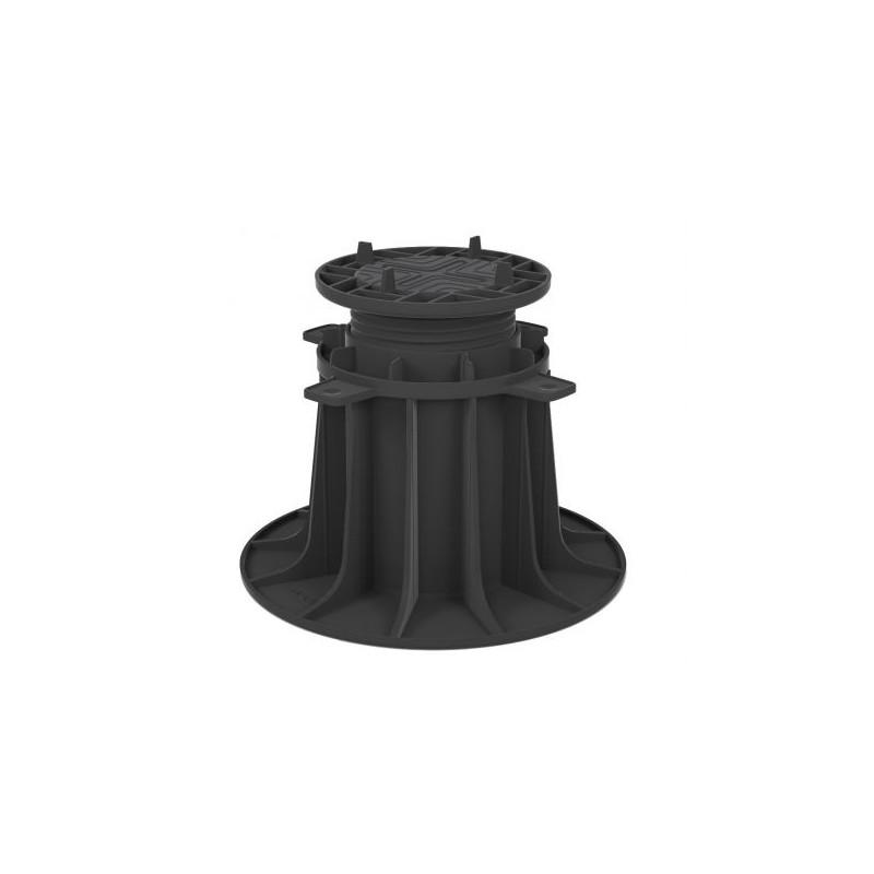 plot dalle pour terrasse r glable 140 230 mm pas cher art. Black Bedroom Furniture Sets. Home Design Ideas