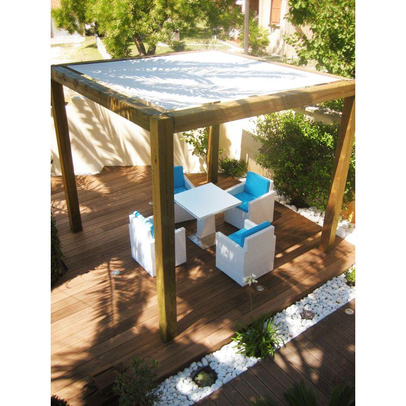 top en bois moose xl x cm with pergola a petit prix. Black Bedroom Furniture Sets. Home Design Ideas