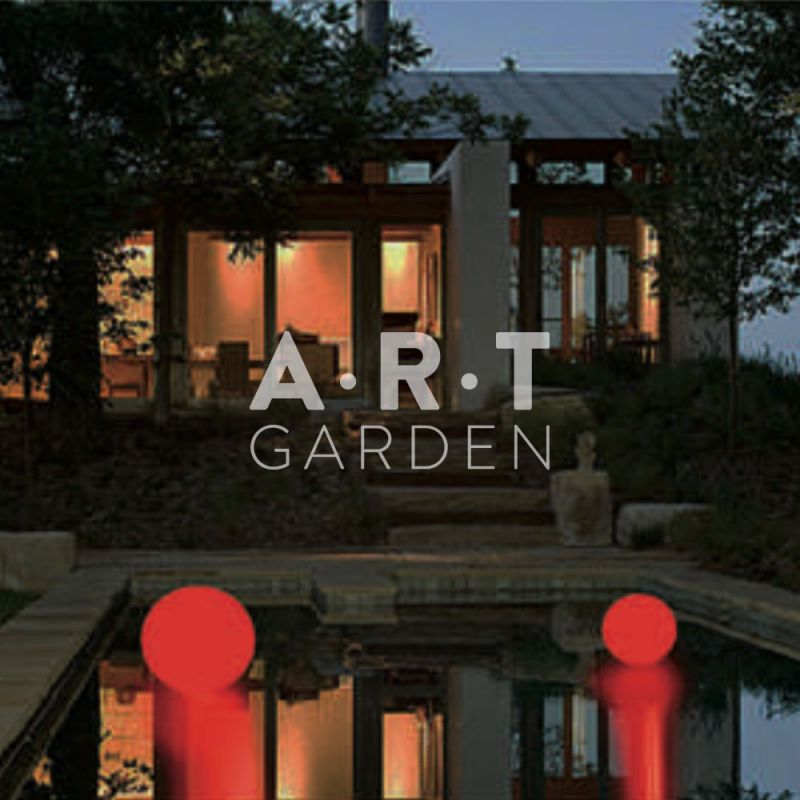 Boules lumineuses de jardin et terrasse tanches color es for Boules lumineuses piscine