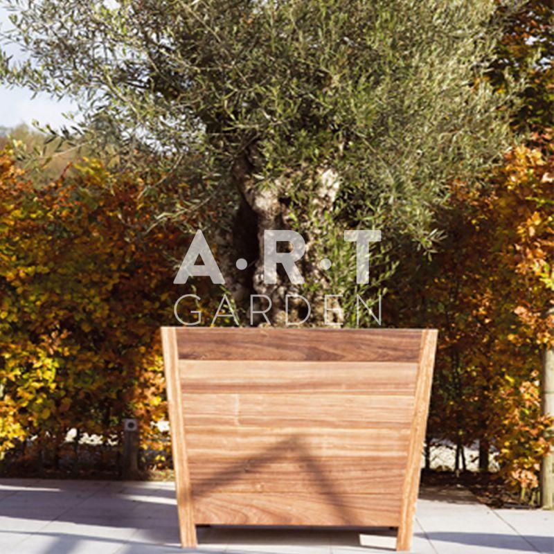 jardini re de la gamme pyrrus pour plantations ext rieures. Black Bedroom Furniture Sets. Home Design Ideas