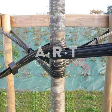 Lanière PVC pour tuteur arbres