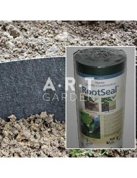 Barriere anti rhizome non tissé 340g/m² largeur 150cm