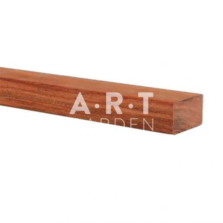 Poteau bois OKAN - 270 cm x 8.5 cm