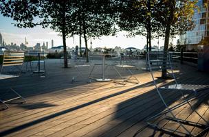 mobilier de terrasse en bois