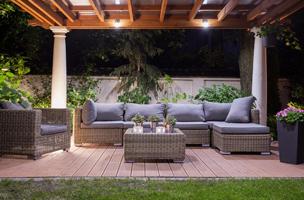 mobilier de terrasse pas cher