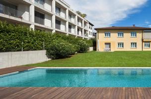 piscine au design modern