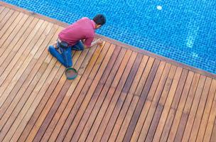 terrasse en bois montage facile