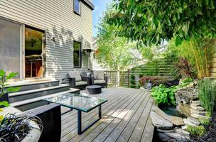 terrasse moderne pas cher