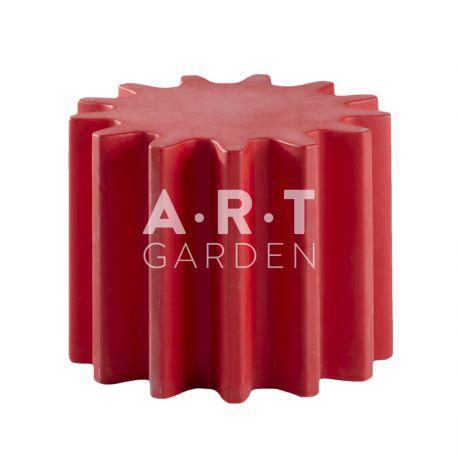 Banc Gear slide rouge
