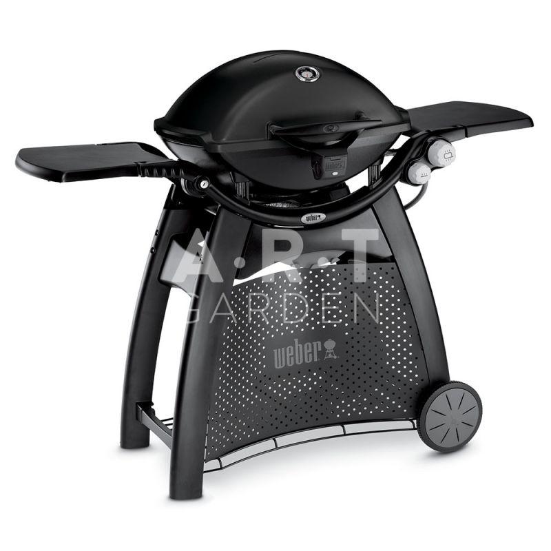 barbecue gaz noir weber carr par cher. Black Bedroom Furniture Sets. Home Design Ideas
