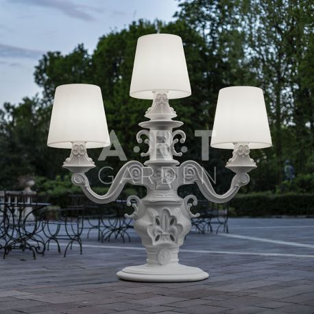 Lampadaire King of Love zoom