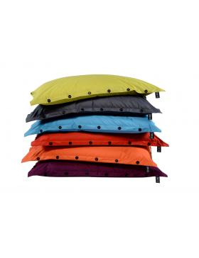 Pouf complet intérieur/extérieur SHELTO 125X175 multicolore
