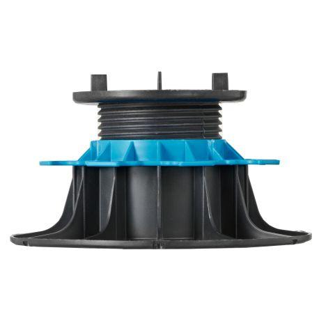 plot pour dalle r glable 40 65 mm pour terrasse ext rieure en carrelage. Black Bedroom Furniture Sets. Home Design Ideas