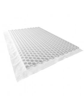 Stabilisateur de gravier 1200x800 mm Blanc Nidagravel