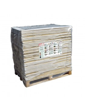 Palette de 35m² stabilisateur gravier 30 mm Beige Nidagravel