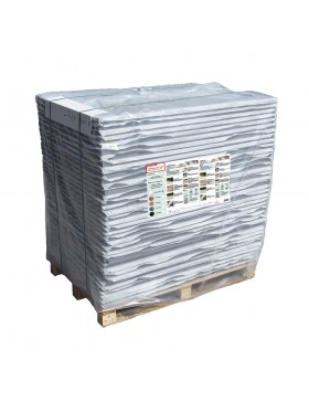 Palette de 71m² stabilisateur gravier 30 mm Gris Nidagravel