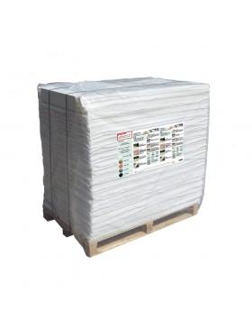 Palette de 71m² stabilisateur gravier 30 mm Blanc Nidagravel