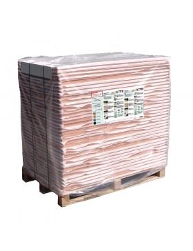 Palette de 71m² stabilisateur gravier 30 mm Rose Nidagravel