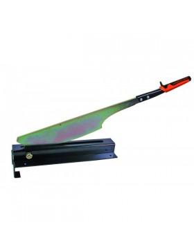 PRO MAT-COUP 210 - Guillotine à ardoise d'épaisseur maxi de 7 mm