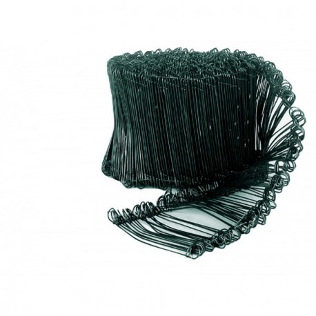 1000 LIENS A BOUCLES RECUITS Liens à boucles recuits Ø 1,1 mm x 120 mm