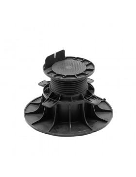 Lot de 60 Plot pour terrasse composite réglable 80/140 mm