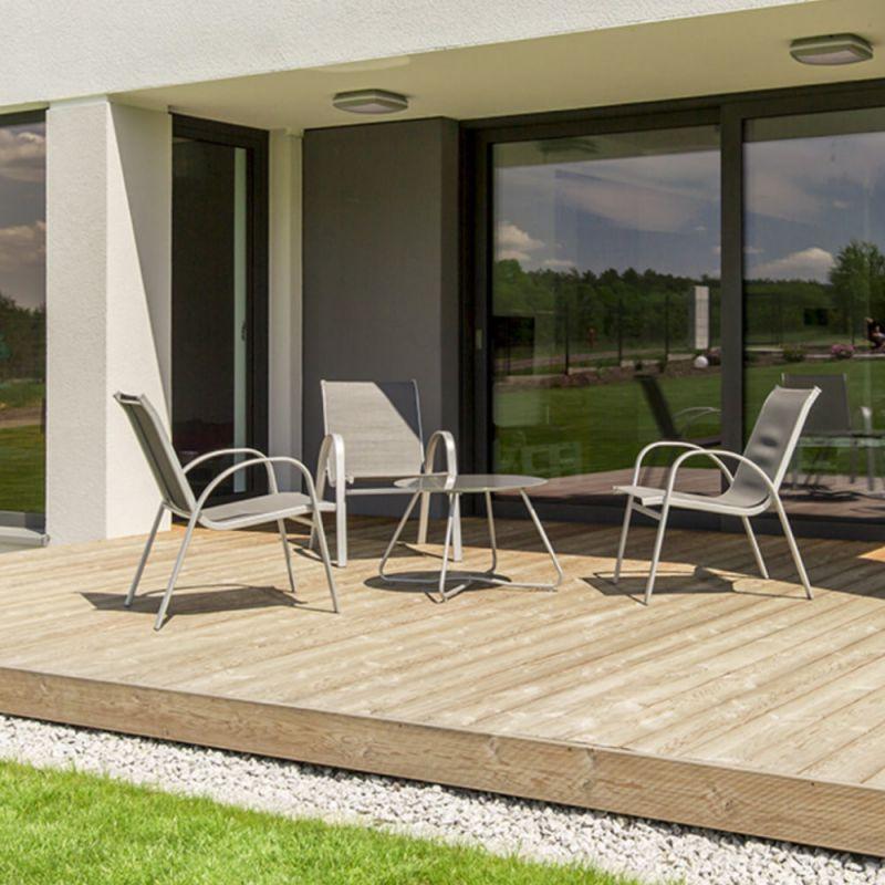 plot r glable pour construction de terrasse en bois. Black Bedroom Furniture Sets. Home Design Ideas