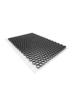 Palette de 66 Stabilisateurs de graviers (63,36 m²) - Gris - 120 X 160 X 3 cm Gris - Rinno Gravel