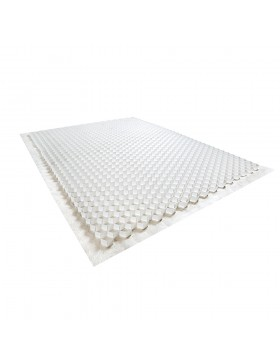 Stabilisateur De Graviers 192 M² Blanc