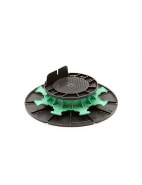 Stelzlager höhenverstellbar für Holzterrassen 40 bis 60 mm - Jouplast