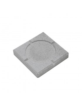 Support béton pour plots PVC - Lot de 10 pièces