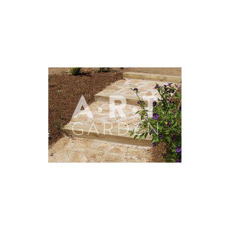 Poutre rectangulaire 13x18 cm pin rouge Collstrop