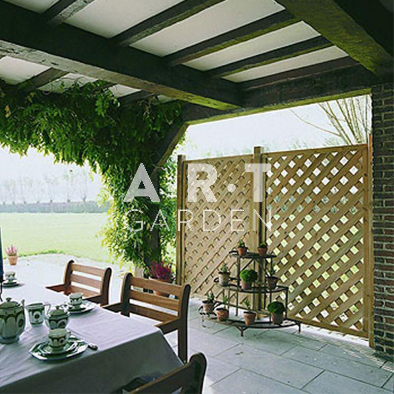 brise vue modern pour s parations et jardins. Black Bedroom Furniture Sets. Home Design Ideas