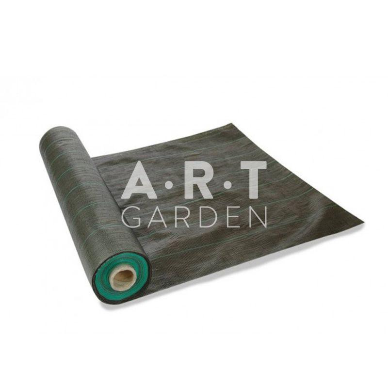 toile de paillage verte tr s r sistante pour paillage de jardin ou talus. Black Bedroom Furniture Sets. Home Design Ideas