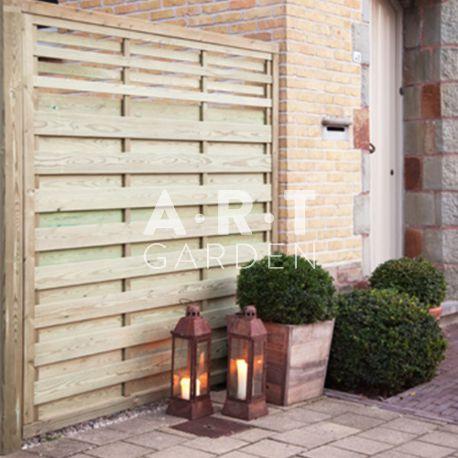 claustra solide pour palissade en bois garantie 25 ans. Black Bedroom Furniture Sets. Home Design Ideas