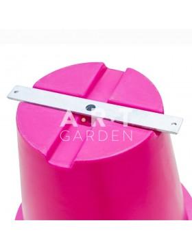 Platine anti-basculement pour pot Atech Extravase