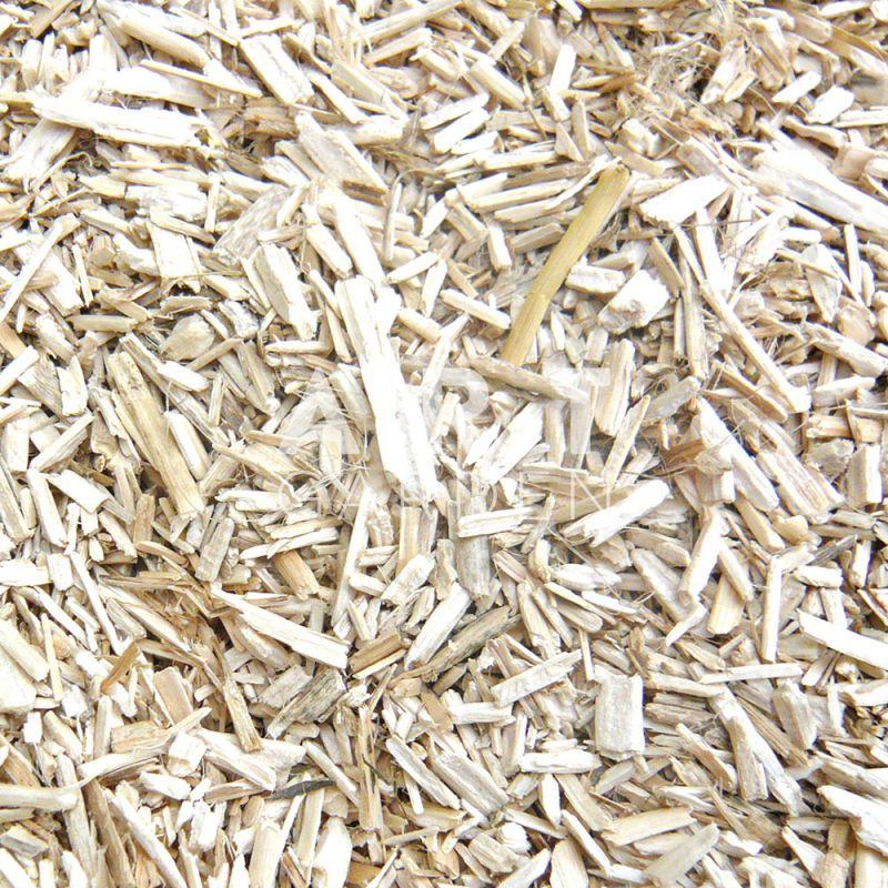 Paillage naturel en paillette de chanvre pour massif - Paillis de chanvre ...
