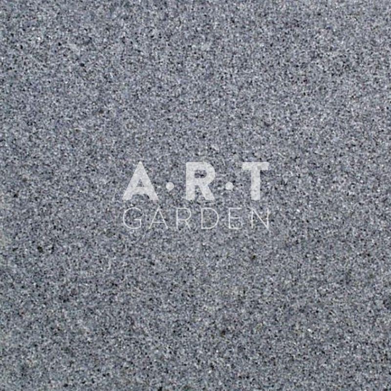 Dalle Granit Pour Terrasse Dalles X Harmonie Gris Grenaill - Dalle en granit pour terrasse